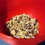 Dried fruits muffins 2