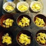 Dried fruits muffins 3