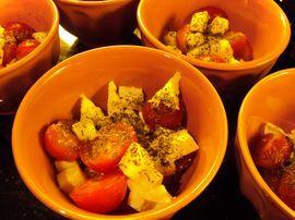 Tomato mozza
