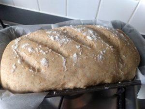 Rye and spelt bread 22
