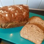 Rye and spelt bread 32