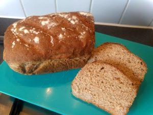 Rye and spelt bread 32
