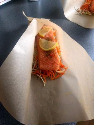 Salmon Saumon 22