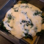 Spinach lasagna 22