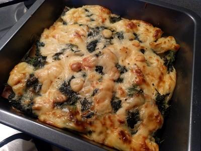 Spinach lasagna 42