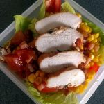 Chicken salad 22