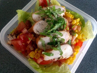 Chicken salad 32