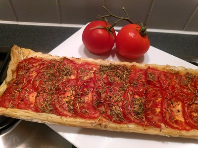 Tomato tart 52