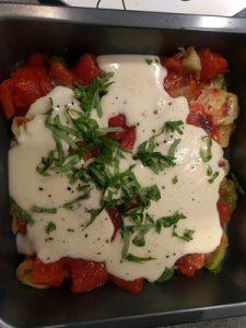 Cabbage lasagne 32