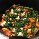 Tumeric rice with veggie 42