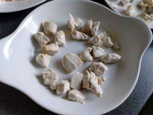 Chicken cassolette 12