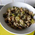 Risotto courgette 22